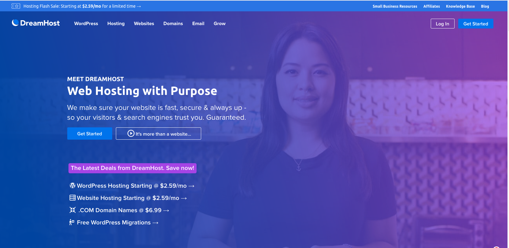 The 17 Best Web Hosting Services for Small Businesses in 2020
